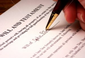 Making a Will is extremely important
